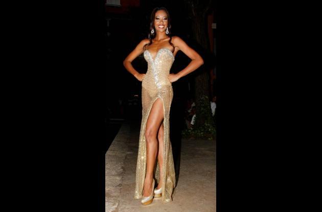 Señorita Cartagena 2012