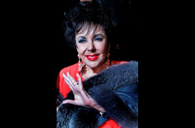 Elizabeth Taylor murió el miércoles.