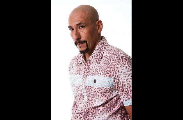 Elkin Díaz, está entusiasmado con su nuevo personaje en una producción de RCN