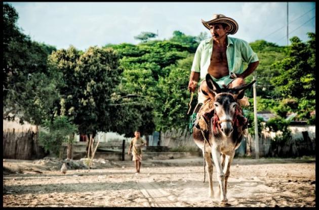 Los campesinos de El Salado necesitan tierras para volver a cultivar.