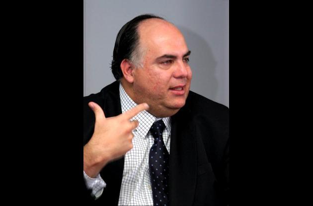 Joseé Fernando Bautista, ex embajador de Colombia en Venezuela.
