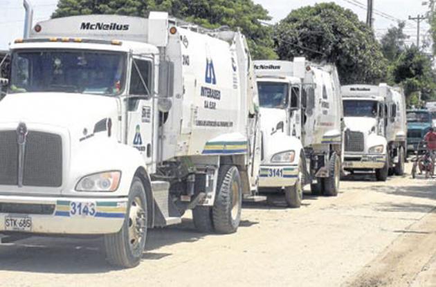 Riesgo de emergencia sanitaria por bloqueo de vía en El Progreso de Sincelejo.