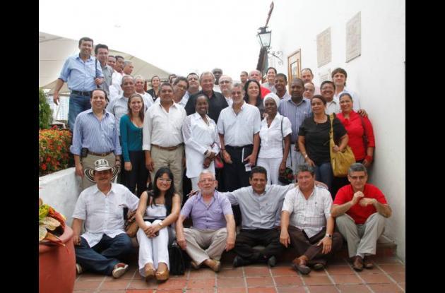 """foro """"Reencuentro Caribe, un compromiso con el futuro"""" 2012"""