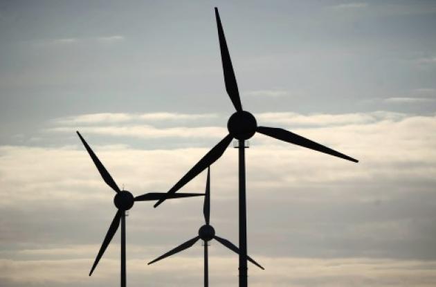 La energía eólica puede ser una alternativa contra el calentamiento global.
