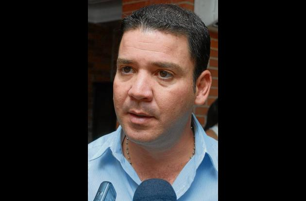 José Rodríguez Dajud, director comercial de Electricaribe.