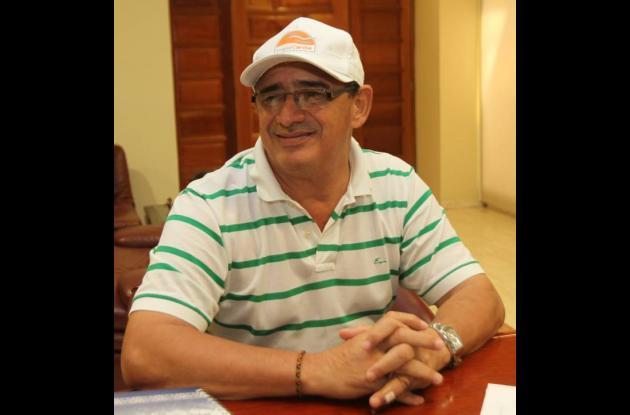 Enrique Chartuni, exgerente de Transcaribe