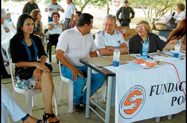 Fundación Solidaridad por Colombia entregó becas a jóvenes de Cereté.
