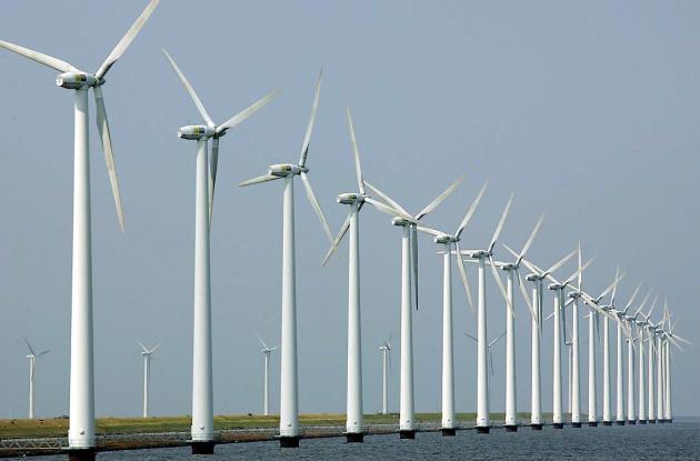 Parque eólico se inaugura en Argentina
