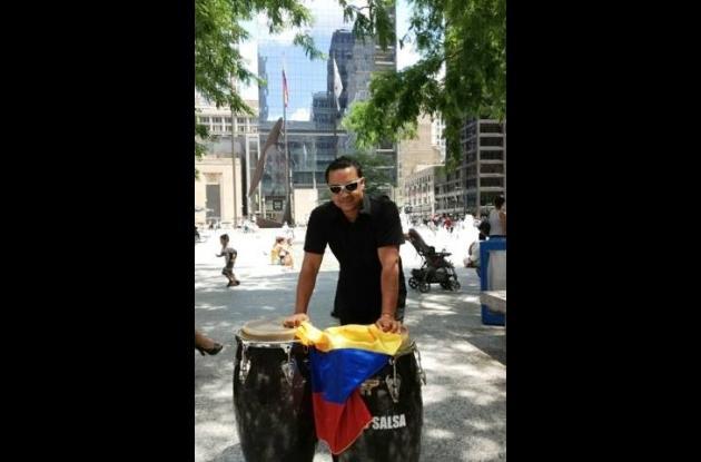 Erick Cabarcas en Chicago