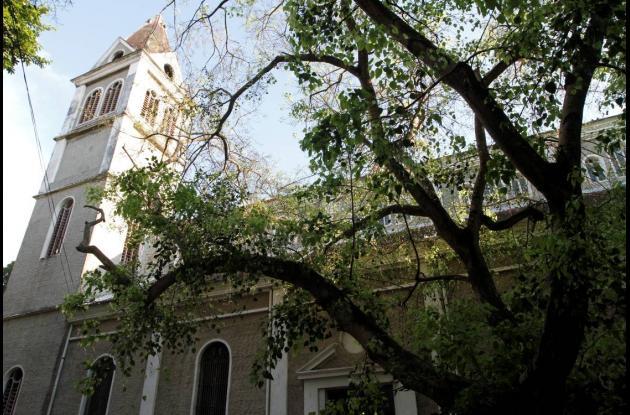 Ermita del Pie de La Popa o Parroquia Nuestra Señora de La Candelaria