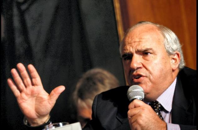 Ernesto Samper, expresidente de Colombia.