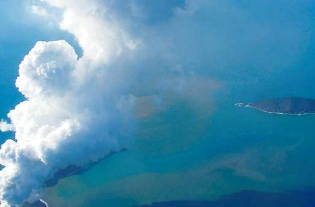 Esta es la primera erupción en las canarias desde 1971