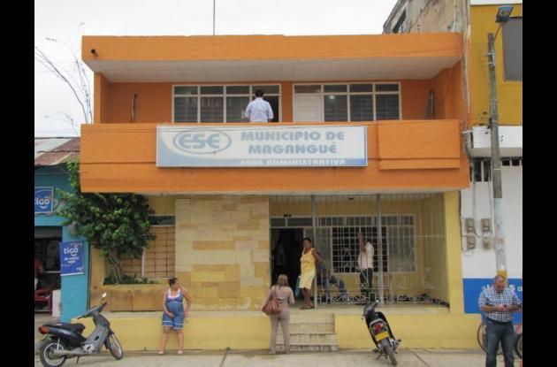ESE municipio de Magangué.