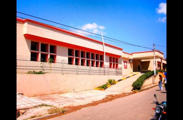 ESE Hospital Local de San Juan Nepomuceno.