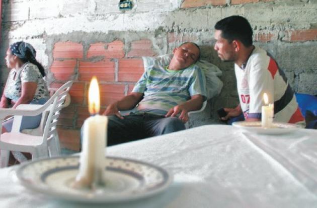 Rodolfo Camargo González afronta el duelo más grande de si vida