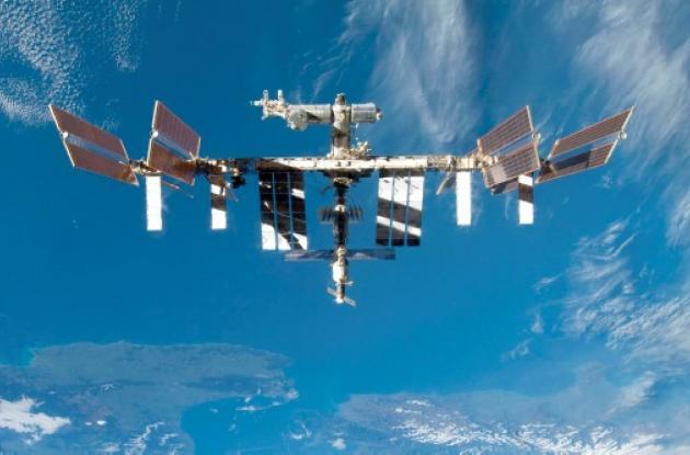 Estación Espacial Internacional (ISS).