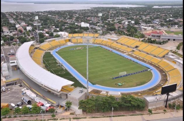 El estadio Jaime Morón abre sus puertas a las 3 de la tarde.