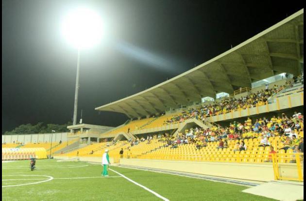 El estadio Jaime Morón León abre sus puertas a la Liga Postobón I