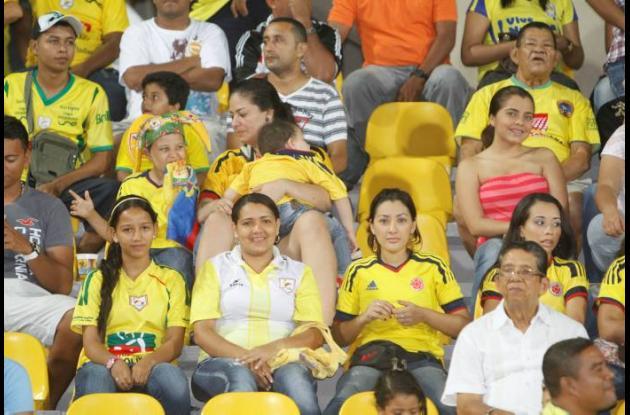 Real Cartagena quiere que la familia vaya al estadio Jaime Morón León.