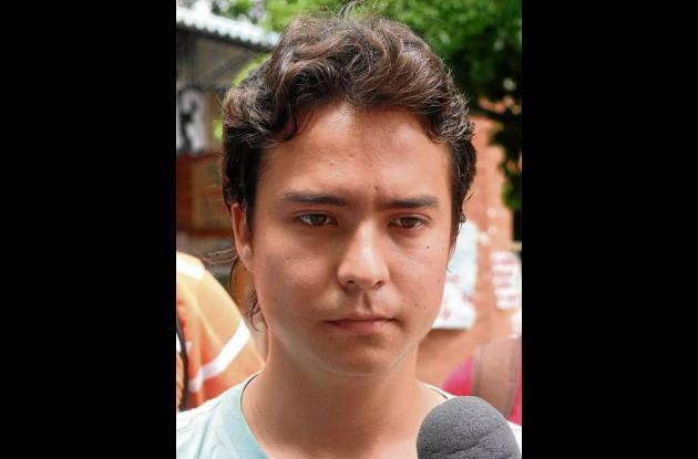 Jorge Pérez Vides, elegido representante de los estudiantes de Unisucre