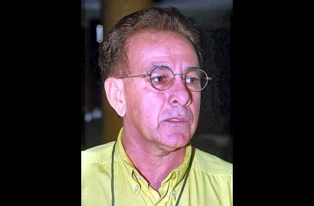 """Eudaldo """"Tito"""" Díaz Salgado."""