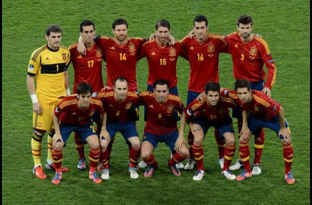 España ganó la Eurocopa