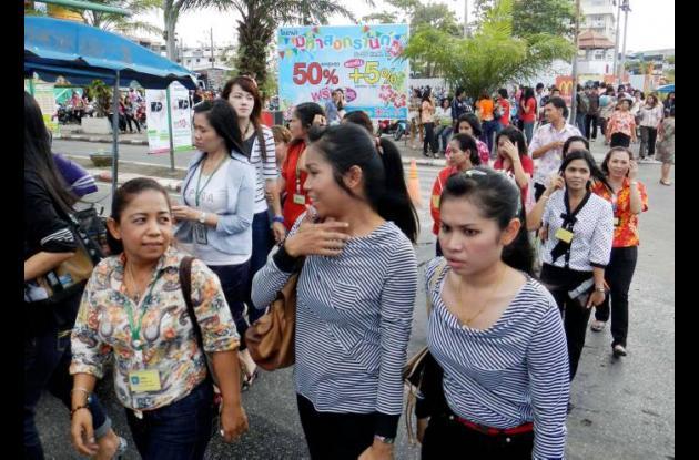 Sismo de 8,7 grados en Indonesia