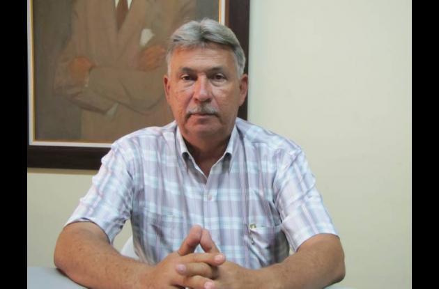 Evaristo Antonio Espinosa, demandante.