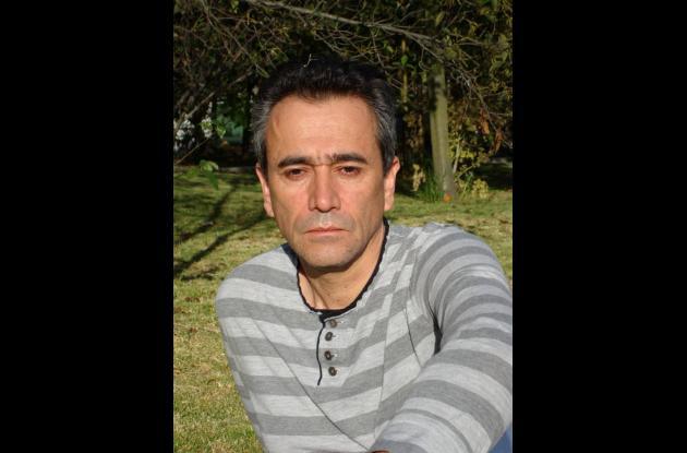 Evelio Rosero, escritor colombiano.