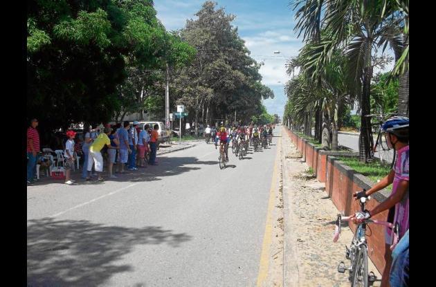 Clásica de ciclismo del Club Confecciones Santa Rosa de Montería