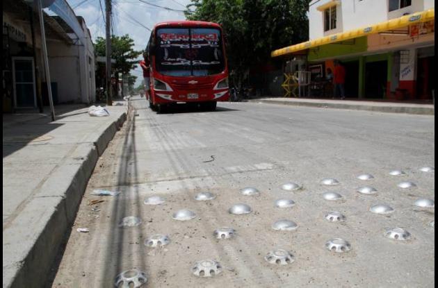 Quejas por exceso de velocidad en vías de Cartagena