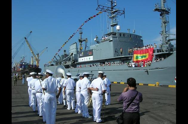 Expedición Padilla llegó a Barranquilla