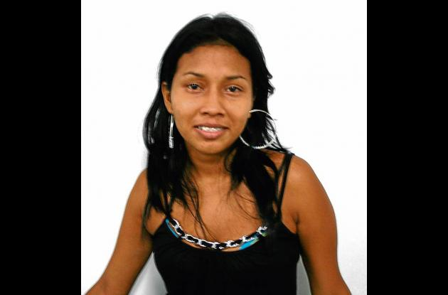 Yorley Patricia Madera, capturado.
