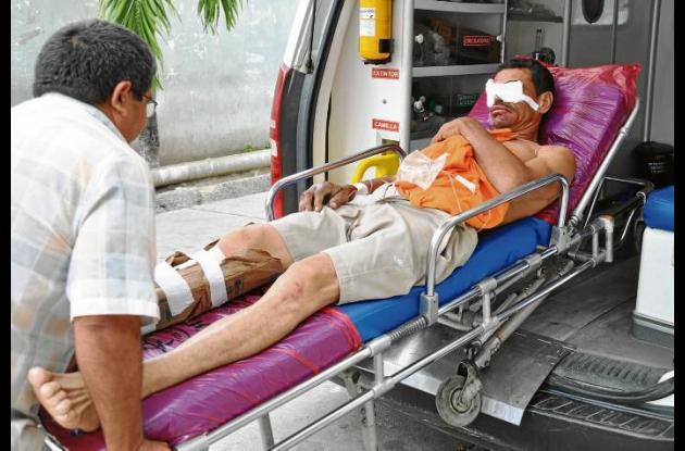 Accidente en mina de Toluviejo, Sucre.