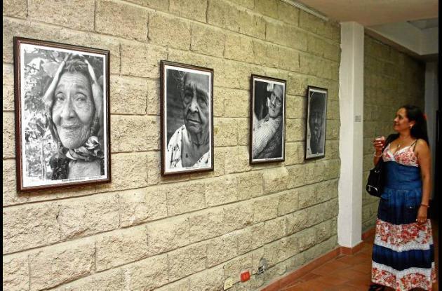 Exposición fotográfica en el Museo