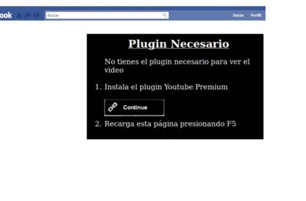 Delincuencia en Facebook