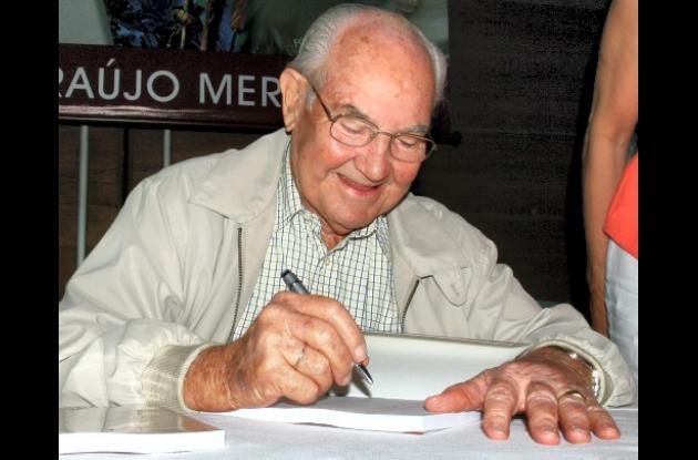 Alberto Araújo merlano, empresario del turismo de Cartagena