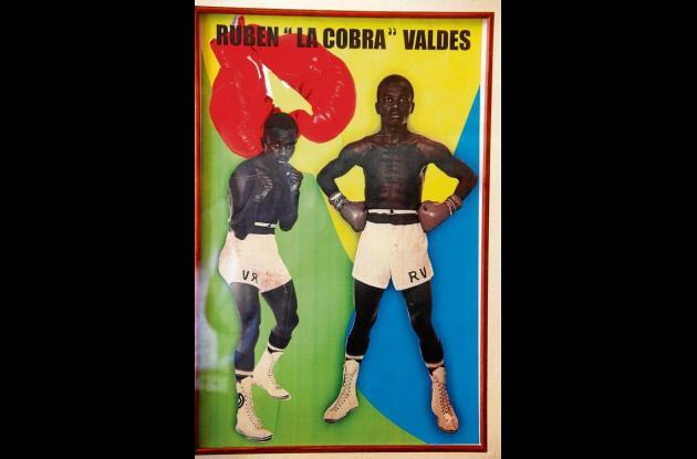 Rubén La Cobra Valdez