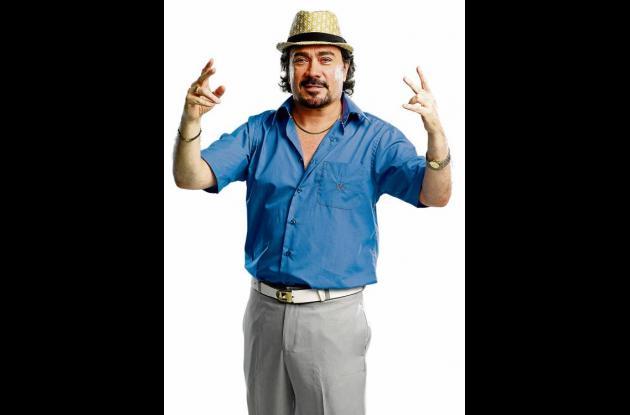 El actor Julio Echeverry
