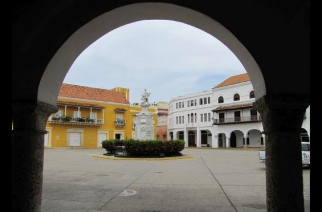 Plaza de la Aduana, 2011