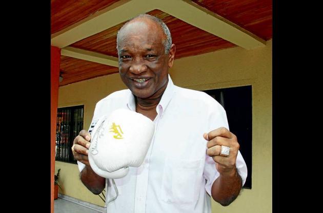 El exboxeador Rocky Valdez.