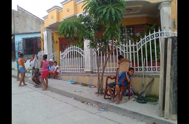 Así era la residencia de Emiro Pupo López