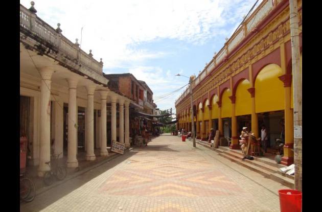 Mercado público de Lorica, Córdoba.