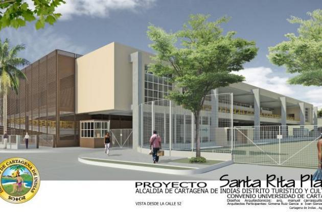 El Santa Rita Plaza cuenta con financiación
