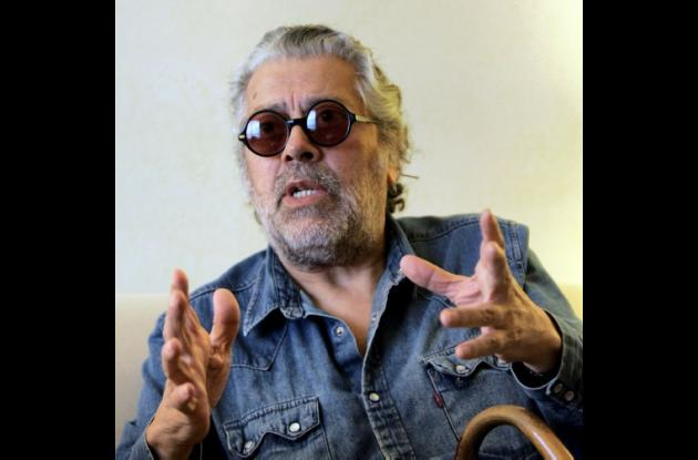 Facundo Cabral, cantautor argentino.