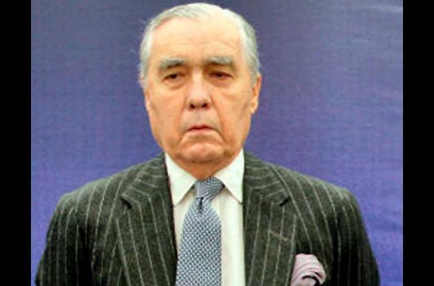 Falleció hoy el empresario Julio Mario Santo Domingo.
