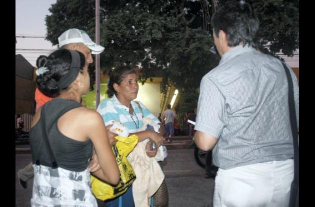Tulio Andrés Amaya Vidal, joven atacado por un tiburón en Sucre.