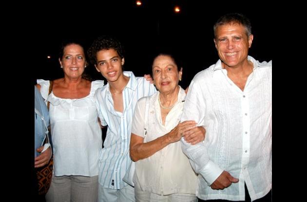 Familia de Sonia.