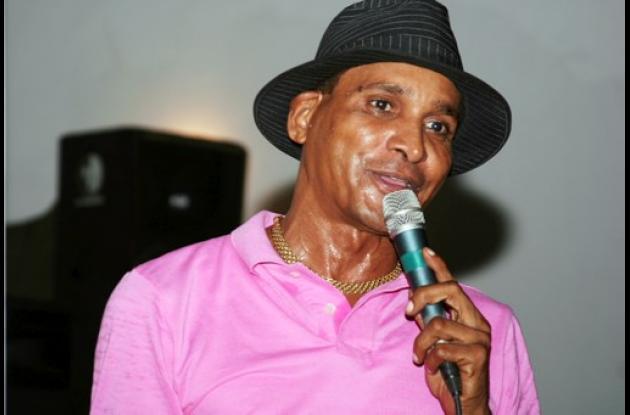 Farid Ortiz, cantante vallenato.