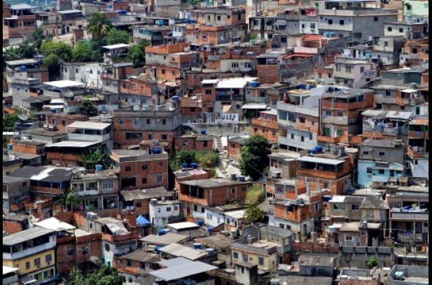 favelas brasil rio de janeiro